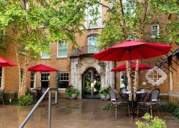 Oklahoma City french restaurant Cafe Cuvee