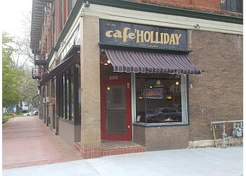 Topeka cafe Cafe Holliday