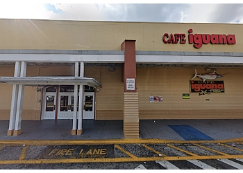 Pembroke Pines night club Cafe Iguana Pines