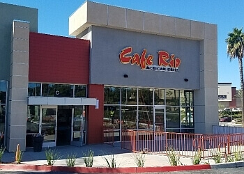 Moreno Valley cafe Cafe Rio Mexican Grill