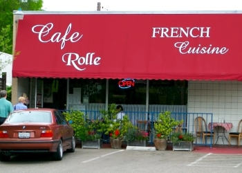 Sacramento french cuisine Cafe Rolle
