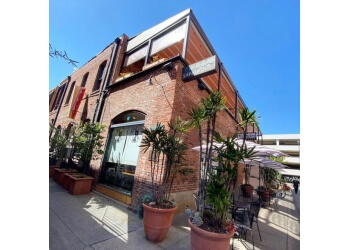 Pasadena cafe Cafe Santorini