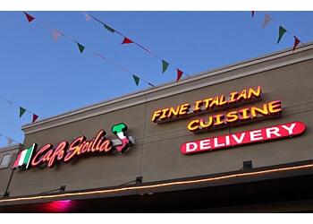 Arlington italian restaurant Cafe Sicilia Arlington