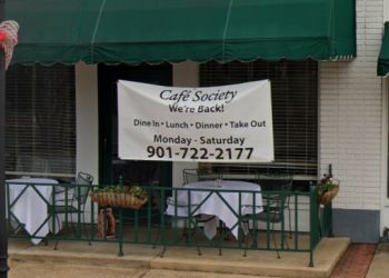 Memphis french restaurant Cafe Society