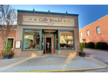 Columbia cafe Cafe Strudel