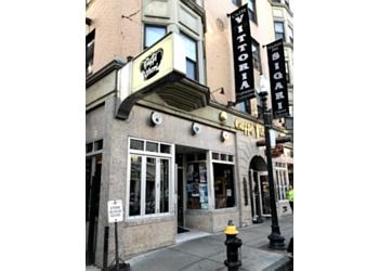 Boston cafe Caffé Vittoria