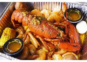 Columbia seafood restaurant Cajun Crab House Seafood Restaurant