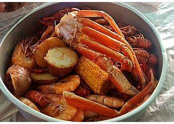 Irving seafood restaurant Cajun Crab Seafood
