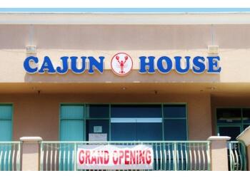 El Monte seafood restaurant Cajun House