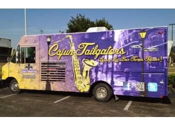 Dallas food truck Cajun Tailgators