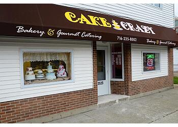 Buffalo cake Cake Crazy Bakery