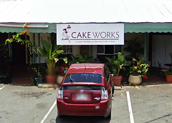 Honolulu cake Cake Works