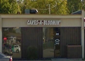 Lansing cake Cakes-A-Bloomin'
