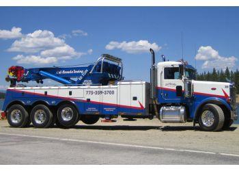 Reno towing company Cal-Nevada Towing & Transport, Inc.