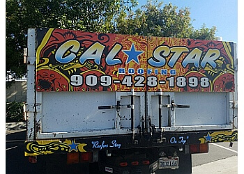 Fontana roofing contractor Cal Star Roofing