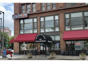 Milwaukee Italian Restaurant Calderone Club