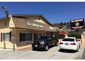San Diego barbecue restaurant Cali Comfort BBQ
