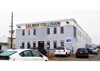 Aurora auto body shop Caliber Collision