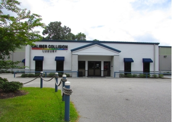 Charleston auto body shop Caliber Collision