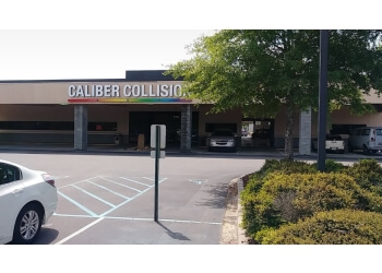 Columbia auto body shop Caliber Collision