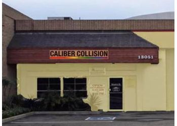 Garden Grove auto body shop Caliber Collision