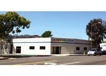 Glendale auto body shop Caliber Collision
