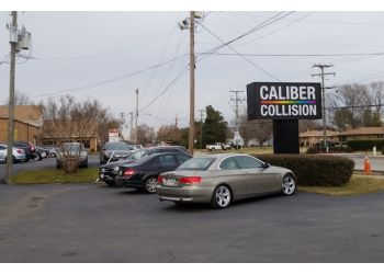 Hampton auto body shop Caliber Collision