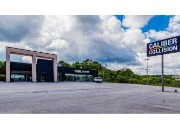 Knoxville auto body shop Caliber Collision