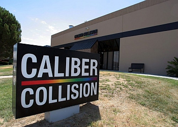 Lancaster auto body shop Caliber Collision