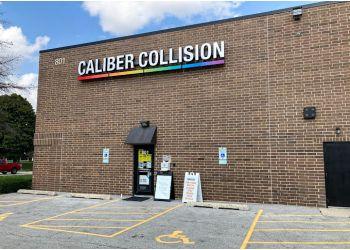 Naperville auto body shop Caliber Collision