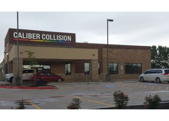 Pasadena auto body shop Caliber Collision