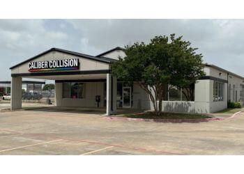 Plano auto body shop Caliber Collision