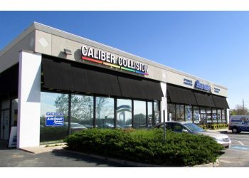 Richmond auto body shop Caliber Collision