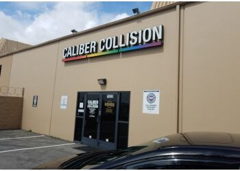 Santa Ana auto body shop Caliber Collision