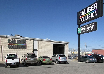 El Paso auto body shop Caliber Collision's