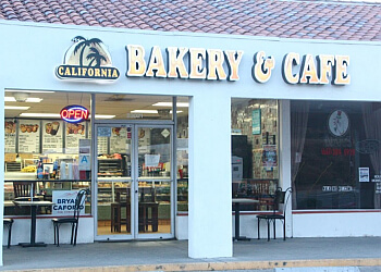 Santa Clarita bakery California Bakery & Cafe