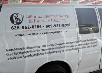 Fontana chimney sweep California Chimney Sweep