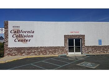 Lancaster auto body shop California Collision Center
