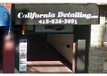 San Francisco auto detailing service California Detailing, Inc