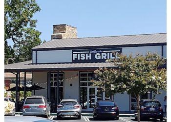 Concord seafood restaurant California Fish Grill