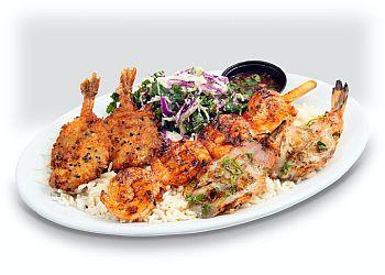 Irvine seafood restaurant California Fish Grill
