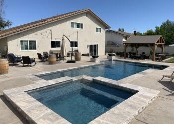 Rancho Cucamonga pool service California Pools