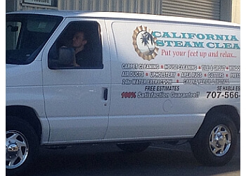 Santa Rosa carpet cleaner California Steam Clean, LLC