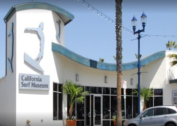 Oceanside places to see California Surf Museum