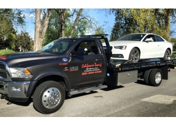 Fremont towing company California Towing