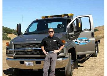 San Francisco towing company California Towing