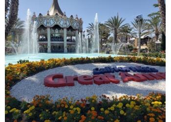 Sunnyvale amusement park California's Great America