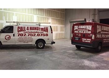 Las Vegas handyman Call 4 Handyman Services