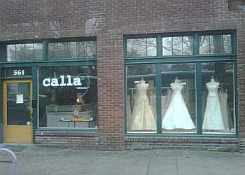 Seattle bridal shop Calla Bridal