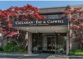 Worcester funeral home Callahan Fay Caswell Funeral Home